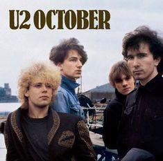 U2 - October Import Vinyl LP