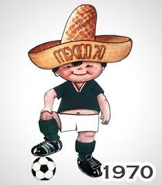 1970 Mexico Mascot - Juanito Maravilla