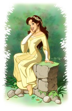 THE QUEST FOR CAMELOT: KAYLEY by *Jerome-K-Moore on deviantART