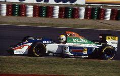1994 GP Japonii (Pierluigi Martini) Minardi M194 - Ford