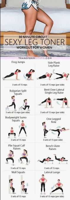 The ultimate sexy leg toner lower body circuit workout – Ever Well Women. Perfect workout for in your hotel room while traveling. Fitness Workouts, Fitness Diet, Fitness Goals, At Home Workouts, Fitness Motivation, Health Fitness, Fitness Plan, Leg Workouts, Leg Exercises