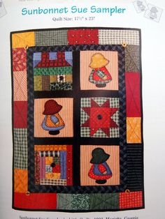 LIttle Quilts All Through The House By Alice Berg by NeedANeedle, $7.75