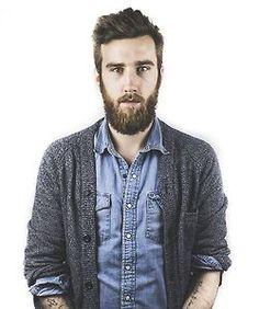 beardbrand:  Ran across this fine urban beardsman on /r/beards.