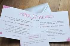 Faire-part+de+mariage+bilingue+français+et+serbe