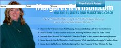 Margaret Wilson is a network marketing leader who knows the way, goes the way and shows the way