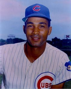"Billy Williams signed with the Cubs in 1956 for ""a cigar and a bus ticket,"" in his words. Description from chicagosportsmemories.blogspot.com. I searched for this on bing.com/images"