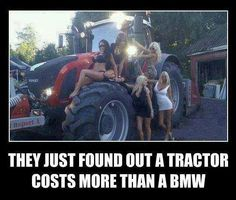 Life in the Backwoods: Farm Humor