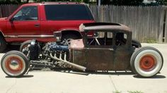 Ford : Model A 5 window coupe