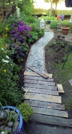 Garden inspiration design walks 63 ideas #garden