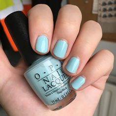 OPI - Suzi Without a Paddle (NL F88) [LE Fiji 2017] Fiji, Paddle, Swatch, Nail Polish, Nails, Beauty, Enamels, Finger Nails, Ongles