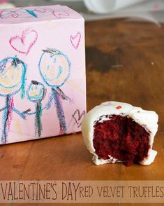 Red Velvet Truffles Are The Perfect Valentine's Day Treat