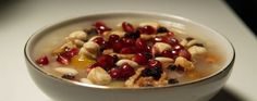 Armenian Traditional Christmas Recipe - Anushabur or Anushapur