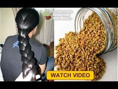 GET VERY LONG HAIR || THICK HAIR || STRONG HAIR || SMOOTH HAIR IN JUST 4 STEPS - YouTube