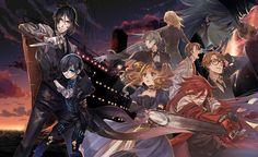 "Crunchyroll - ""Black Butler: Book of the Atlantic"" Anime Movie ..."
