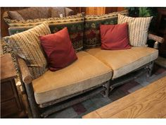 Old Hickory Sofa