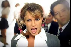 """""""…Baby One More Time"""" by Britney Spears 