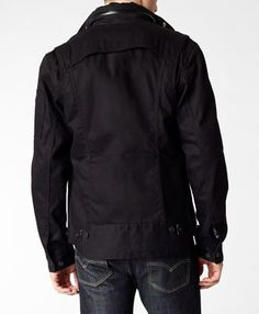 Commuter Hooded Trucker Jacket