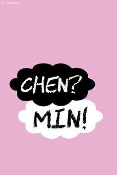 Fondos de pantalla Exo Chenmin Kaisoo, Chanbaek, Exo Memes, Fanart, Chanyeol, Exo Stickers, Exo Couple, Xiuchen, Yoonmin