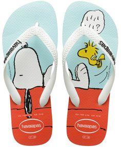 Havaianas Snoopy Flip Flops