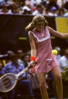 Tracy Austin - 1977 US Open