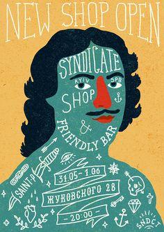 Syndicate shop & friendly bar