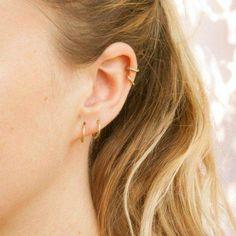 14K Gold filled Hoop Earrings Medium Hoop Earrings Minimalist Hoop Jewelry Everyday Earriings Gift for Her Him 19mm Women Men Hoop Earrings Round Gypsys Simple Circle Hoops