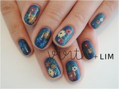 ZOZOPEOPLE | virth+LIM - Navy nail