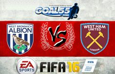Prediksi Skor West Bromwich Albion Vs West Ham United 17 September 2016
