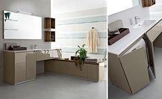 mobili bagno con lavatrice a scomparsa - Cerca con Google