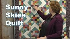Missouri Star Quilt Company does the most amazing quilt video tutorials on YouTube