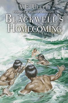 Win a copy of BLACKWELL'S HOMECOMING by V.E. Ulett! #Historical #HFVBTBlogTour #Giveaway