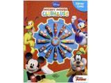 Livro Infantil Mickey Mouse Clubhouse Disney Cores - DCL