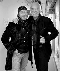 Paul Rodgers & Jimmy Page