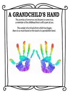 Grandparents day art activity handprint hand print poem gift child gifts for grandparents from kids Grandparents day art activity handprint hand print poem gift child Grandparents Day Crafts, Grandmas Mothers Day Gifts, Fathers Day Crafts, Grandparent Gifts, Toddler Art, Toddler Crafts, Art Activities For Kids, Toddler Activities, Handprint Poem