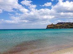 Cagliari, Playa Poetto, Cerdeña, Italia