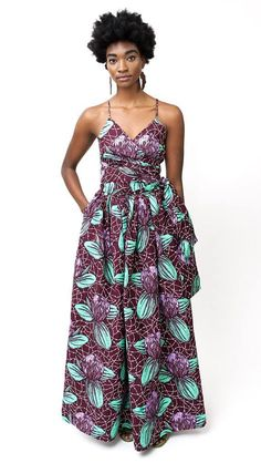African print dresses can be styled in a plethora of ways. Ankara, Kente, & Dashiki are well known prints. See over 50 of the best African print dresses. African Print Dresses, African Dresses For Women, African Attire, African Wear, African Fashion Dresses, African Prints, African Women, African Style, African Outfits
