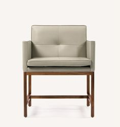 The BassamFellows Wood Frame Lounge Series has become one of the brand's classic signatures since launching more than ten years ago.<br /><br />Adding to the series is an upholstered dining chair and upholstered stool.<br /><br />The Wood Frame Series