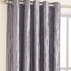 Image result for silver curtains