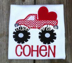 boys valentine shirt personalized valentine shirt by lukeslanding 2500 - Boys Valentines Shirt