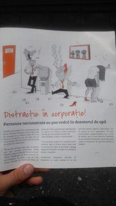 Cea mai #tristreală revistă!  #corporația