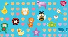 Tesco Loves Baby branding, by Parker Williams