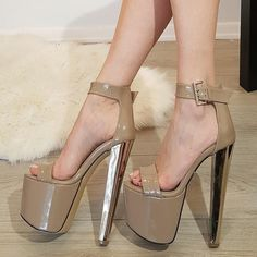 HIGH HEELS SANDALS (chiliverpool) on Pinterest