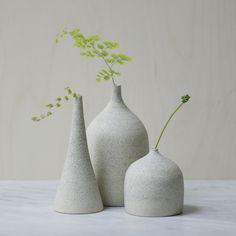 An E-Commerce Success Story: Ghost Wares on Squarespace - Design Milk Ceramic Pottery, Pottery Art, Ceramic Art, Ikebana, Vase Design, Keramik Vase, Ceramic Studio, Japanese Pottery, Vases Decor