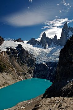 ✯ Lago Sucia, Argentina