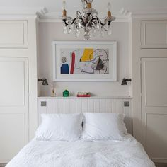 His and hers wardrobes | Transform your bedroom with a wardrobe | Bedroom | PHOTO GALLERY | 25 Beautiful Homes | Housetohome.co.uk