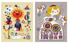 Helen_dardik_illustrations_children_circus_happy_colors_3