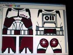 How To Make Your Own Custom Lego Decals - YouTube