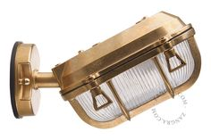 Industriële buitenlamp 020 messing stallamp bij Tuinextra Safety Classes, Light Bulb Types, Brass Color, Home Lighting, Office Supplies, Glass, Messing, Brass, Industrial Decor