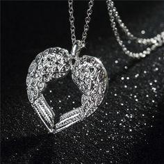 1pc Fashion HOT 925 Silver Necklaces
