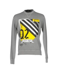 DSQUARED2 Men's Sweatshirt Grey XL INT